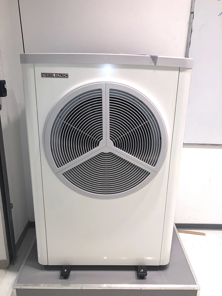 Pompe à Chaleur Saint Ouen → Devis/Coût : Installation PAC Air-Eau, Aerothermie